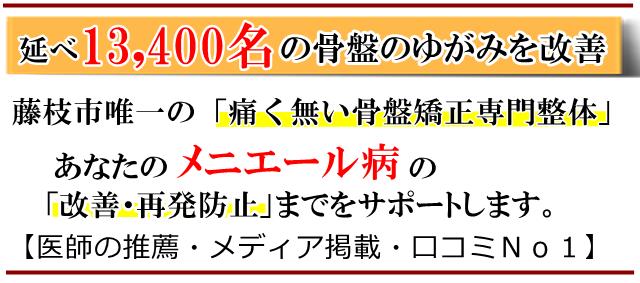 メニエール病・藤枝市・いろどり整体